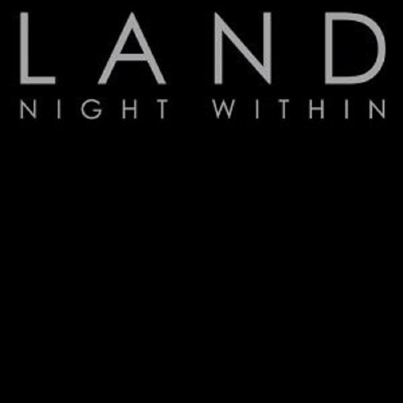 L A N D - NIGHT WITHIN  VINYL LP ROCK INDEPENDENT NEW